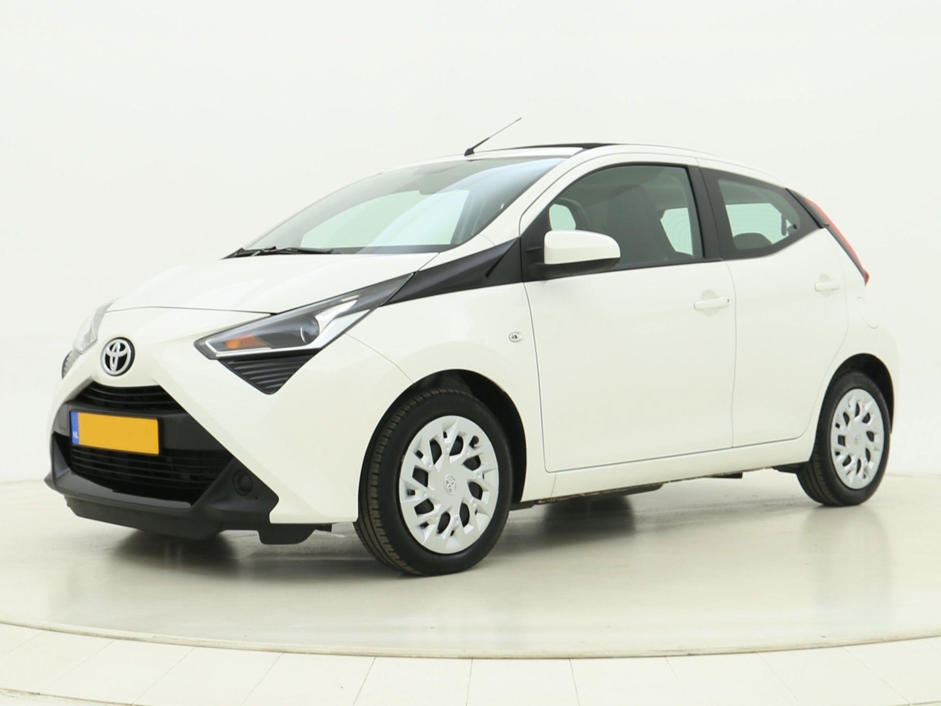 Toyota Aygo 1.0 Vvt-I X-Play Cabrio