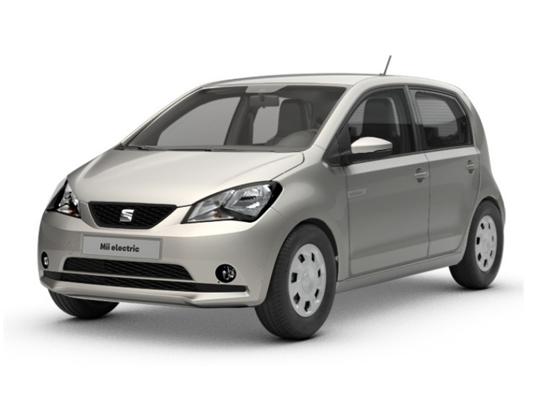 seat Mii Electric Electric